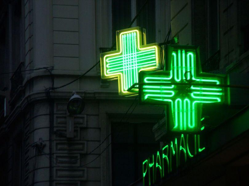 Pharmacie - 2
