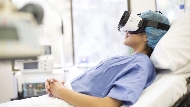 Réalité Virtuelle - Hôpital - 1