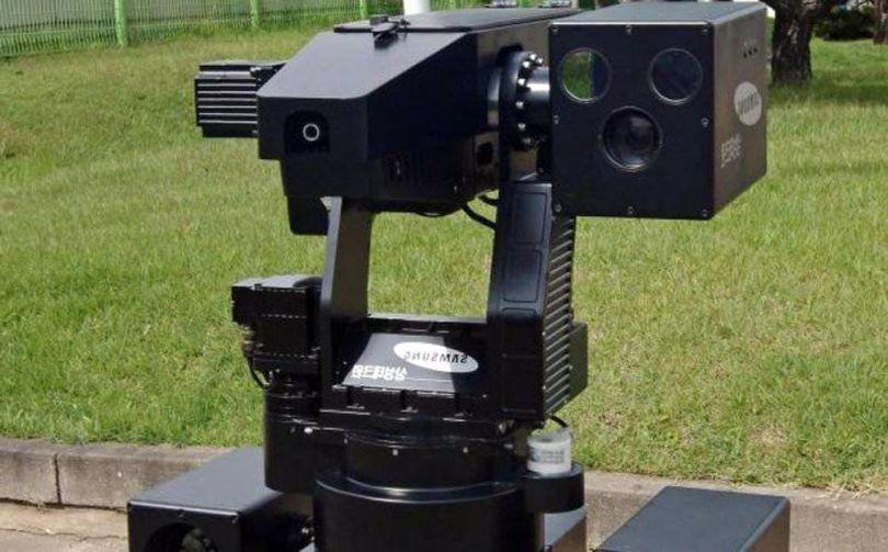 Robot militaire sentinelle SGR-A1
