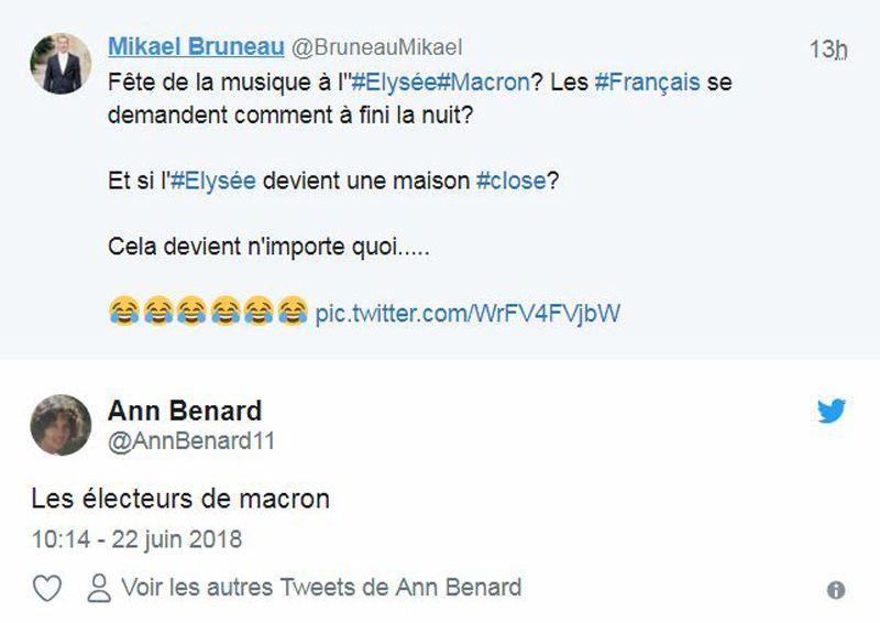 Twitte Mikael Bruneau