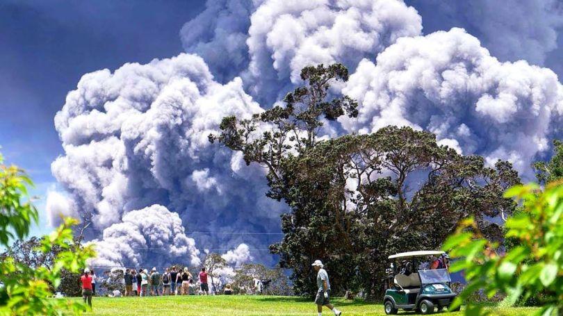 Volcan - Kilauea