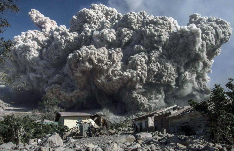 Volcan - Sinabung