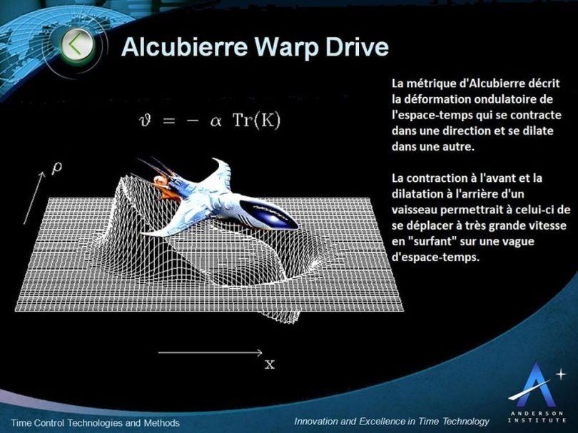 Warp Drive - 3