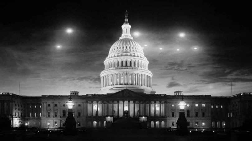 1952 - UFO Washington DC