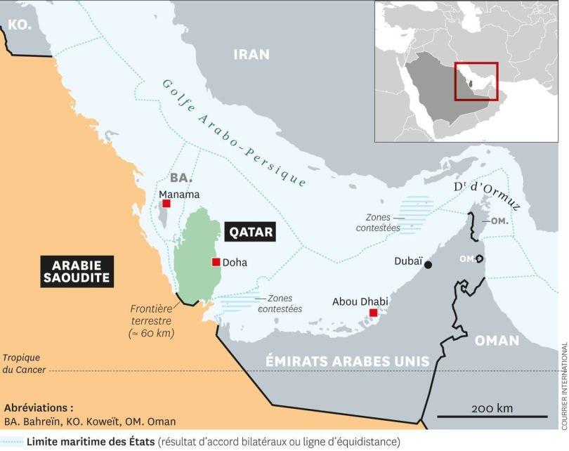 Arabie Saoudite – Qatar - 1