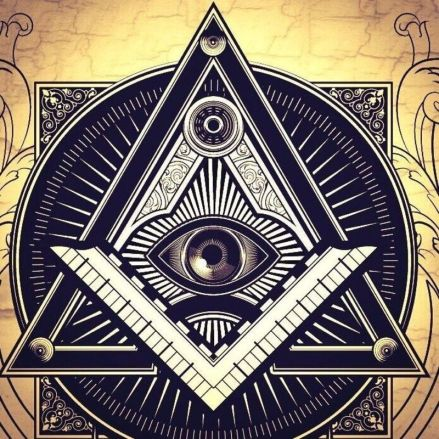 Œil – Pyramide – Franc-Maçonnerie