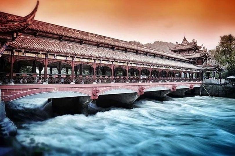 Chine – Inondation - Histoire - 2