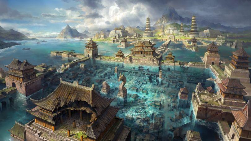 Chine – Inondation - Histoire - 3