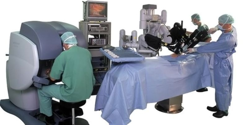 Da Vinci – Robot – Chirurgie - 1