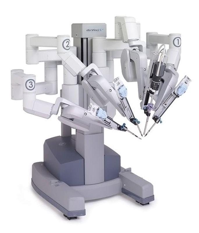 Da Vinci – Robot – Chirurgie - 2