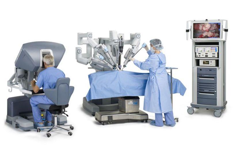 Da Vinci – Robot – Chirurgie - 3