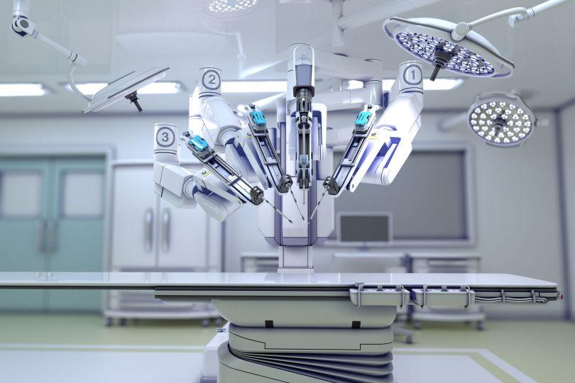 Da Vinci – Robot – Chirurgie - 5
