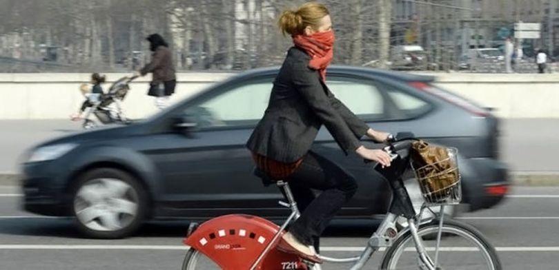 Femme - Vélo