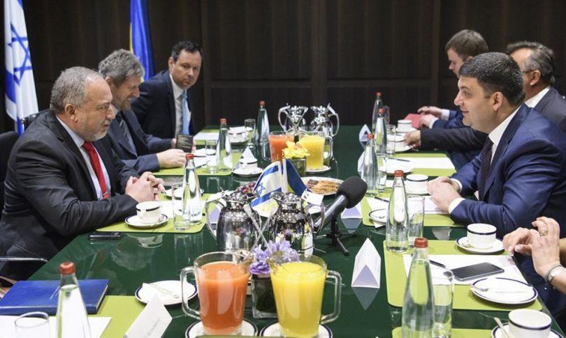 Ministre israélien de la Défense Avigdor