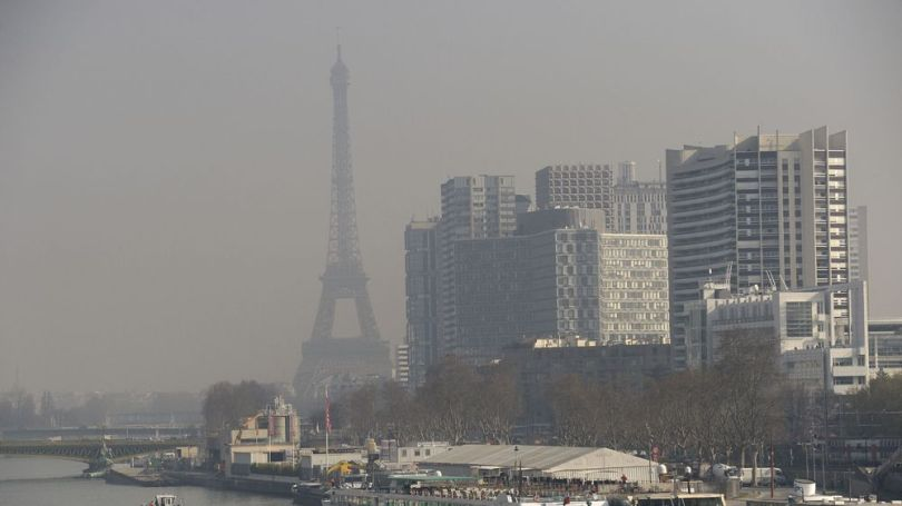Pollution Paris - 2