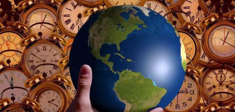 Terre - Horloge