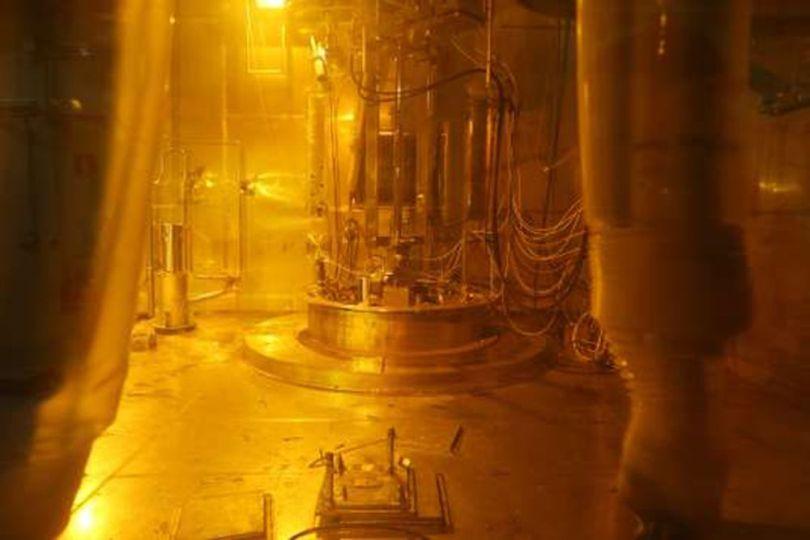 Usine de retraitement des déchets radioactifs