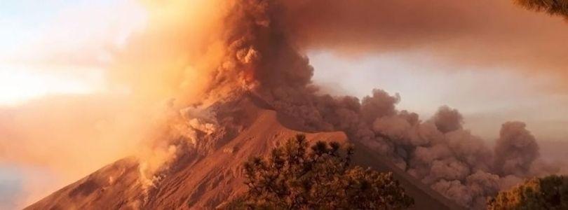 Volcán de Fuego - Guatemala - 3