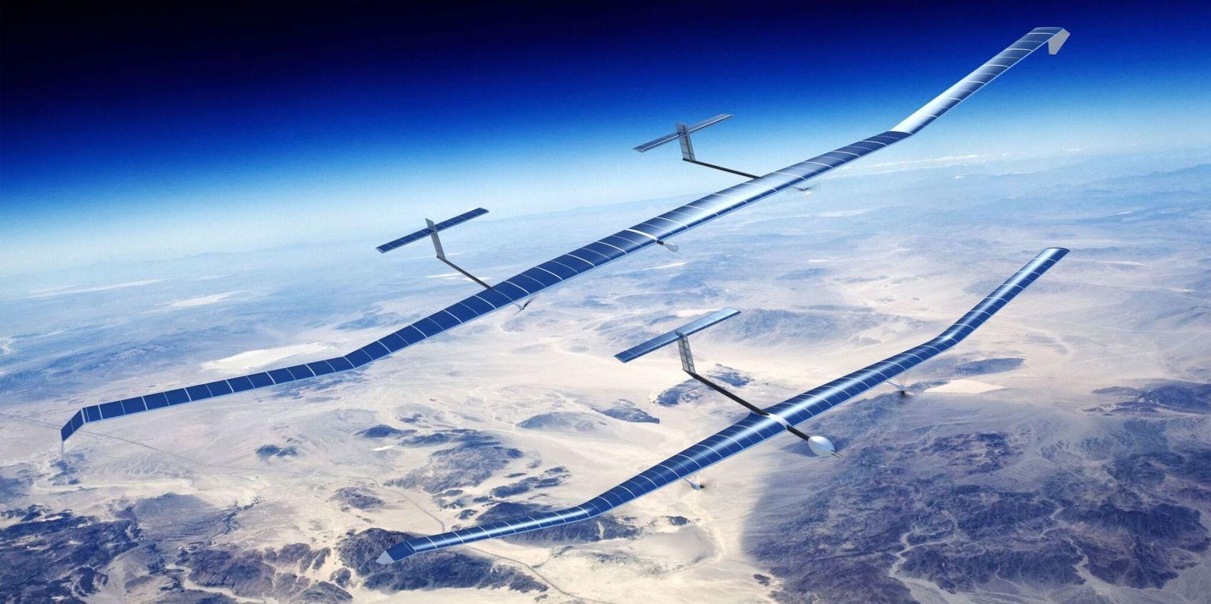 Zephyr – Drone - 1