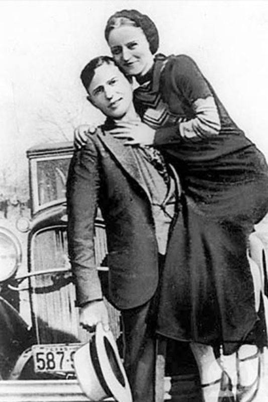 Bonnie and Clyde - 3