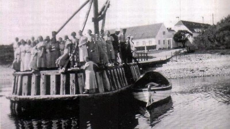 Danemark - Île de Sprogø - 2