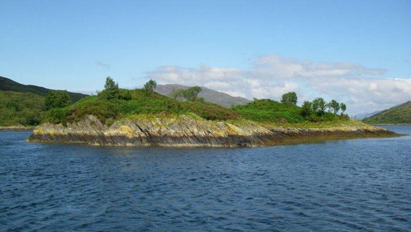 Ecosse - Eilean Nan Gabhar - Île des chèvres - 1