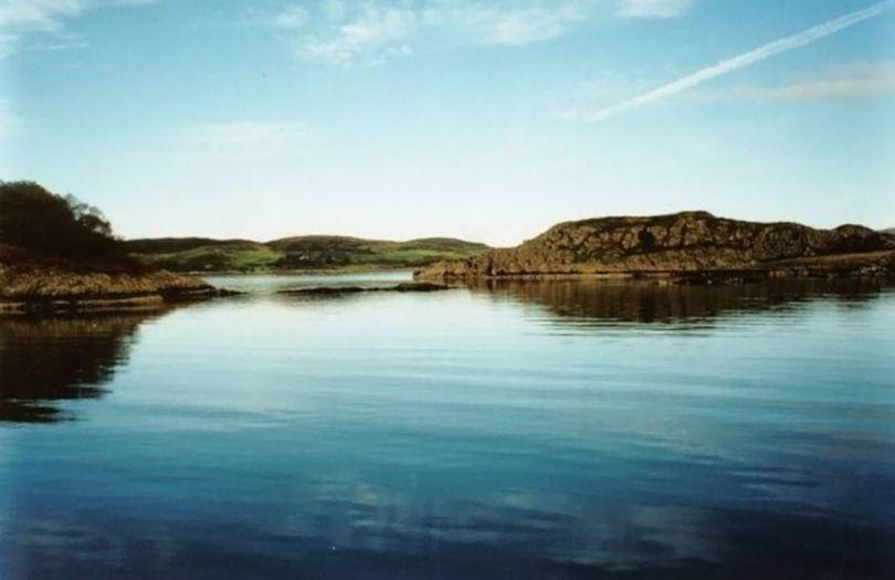 Ecosse - Eilean Nan Gabhar - Île des chèvres - 2
