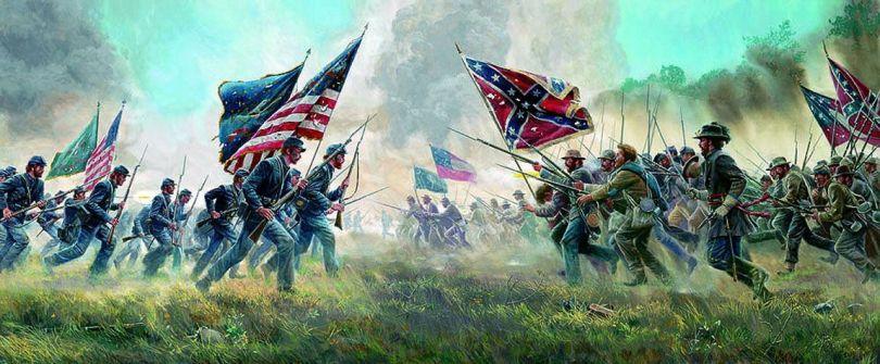 Guerre de Sécession - 2