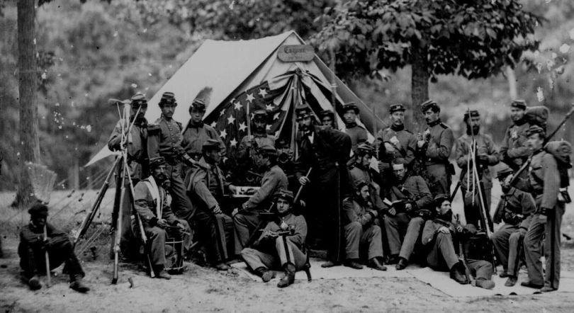 Guerre De Sécession Photos guerre de sécession : pourquoi certains soldats blessés ont commencé