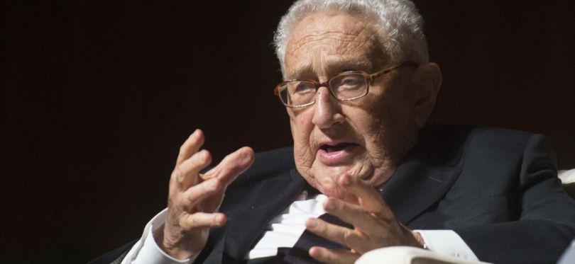 Henry Kissinger - 1