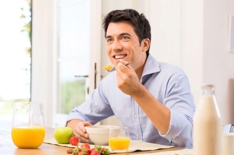 Homme - Alimentation