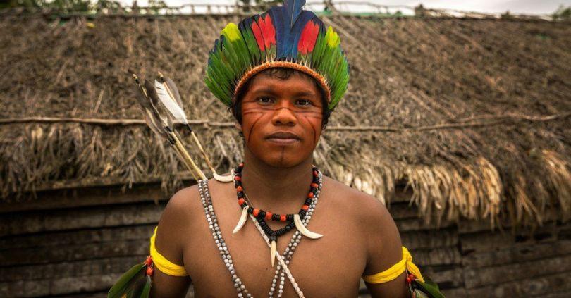 Indien Guaranis - 1