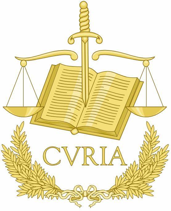 Logo - CJUE
