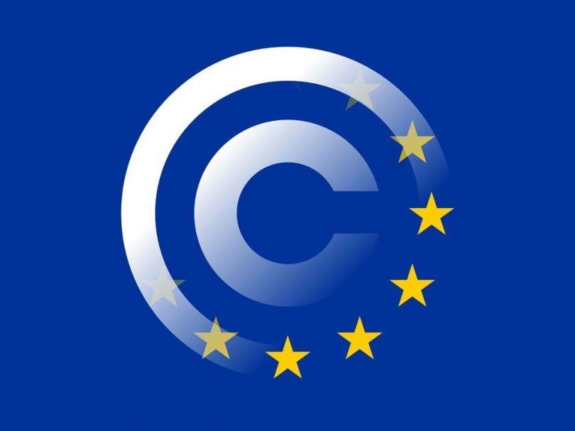 Logo – Droit d_auteur - Europe