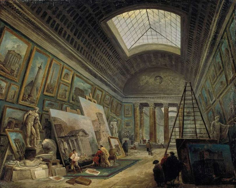Louvre - 1
