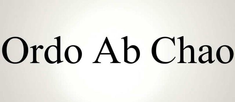 Ordo Ab Chao