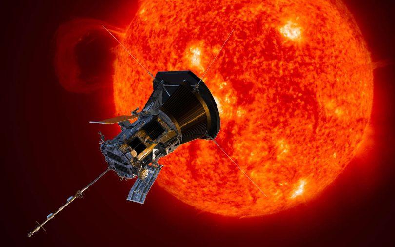 Parker Solar Probe - 1