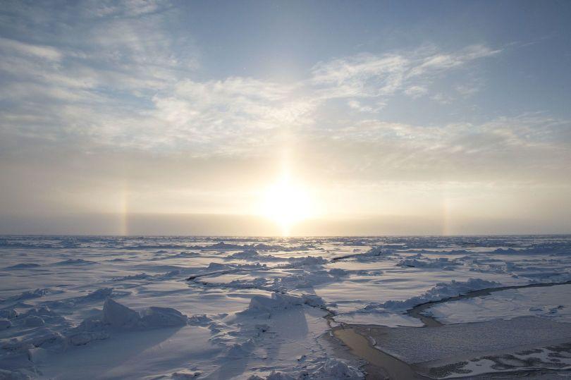 Soleil - Arctique - 1