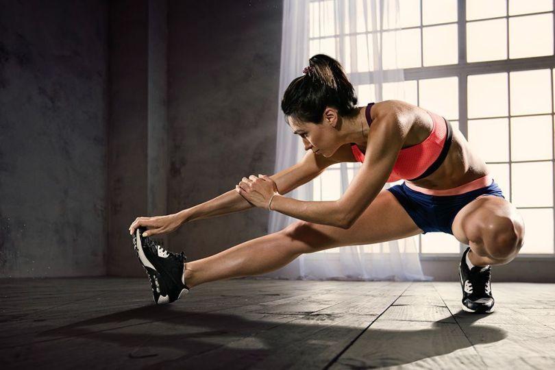 Stretching - Femme