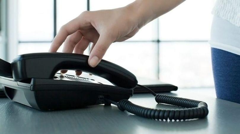 Téléphone fixe - 1
