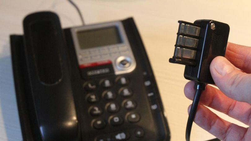 Téléphone fixe - 2