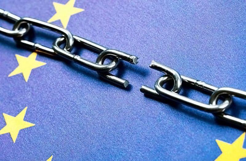 UE - Chaine brisée