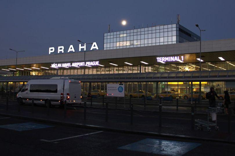 Aéroport Prague
