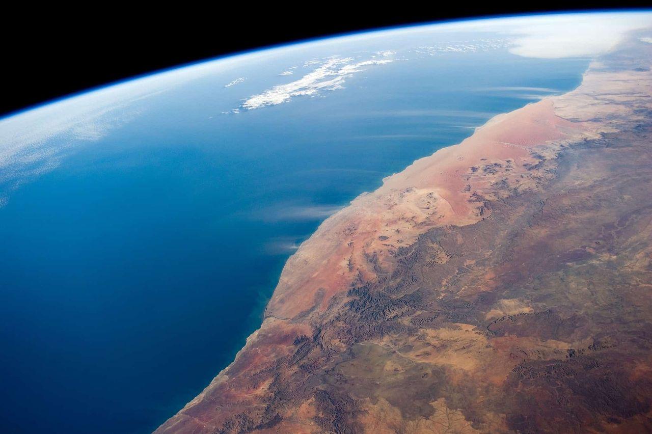 Une anomalie située sous l'Afrique affaiblit rapidement le champ magnétique terrestre