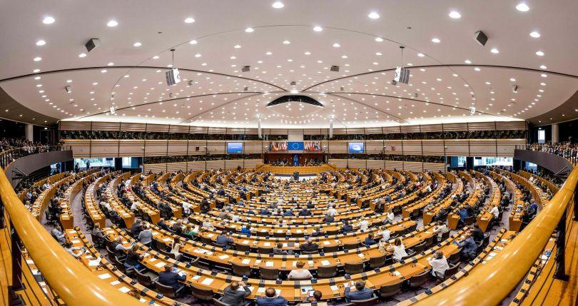 Assemblée parlement européen - Bruxelles
