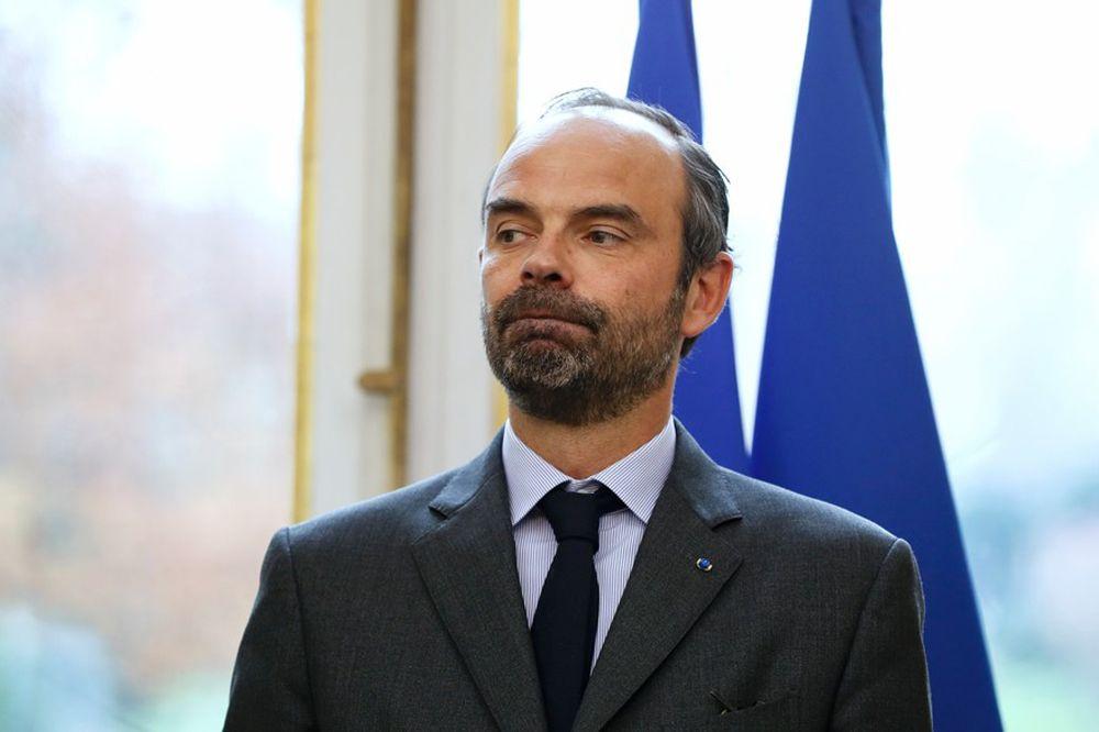 Édouard Philippe - Premier ministre - 2