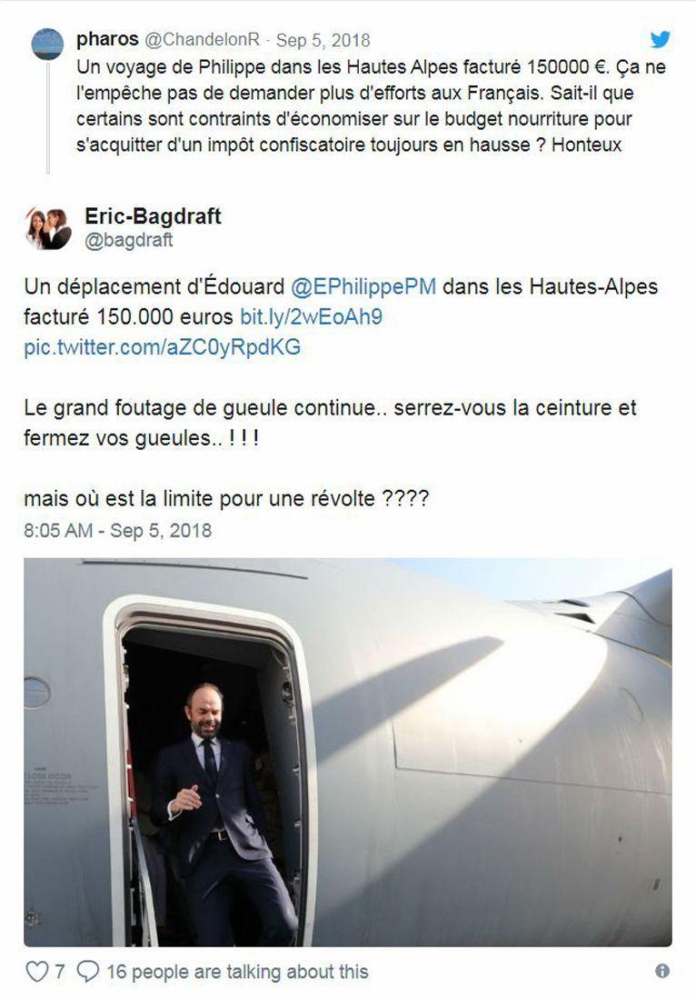 Édouard Philippe - Premier ministre - 3