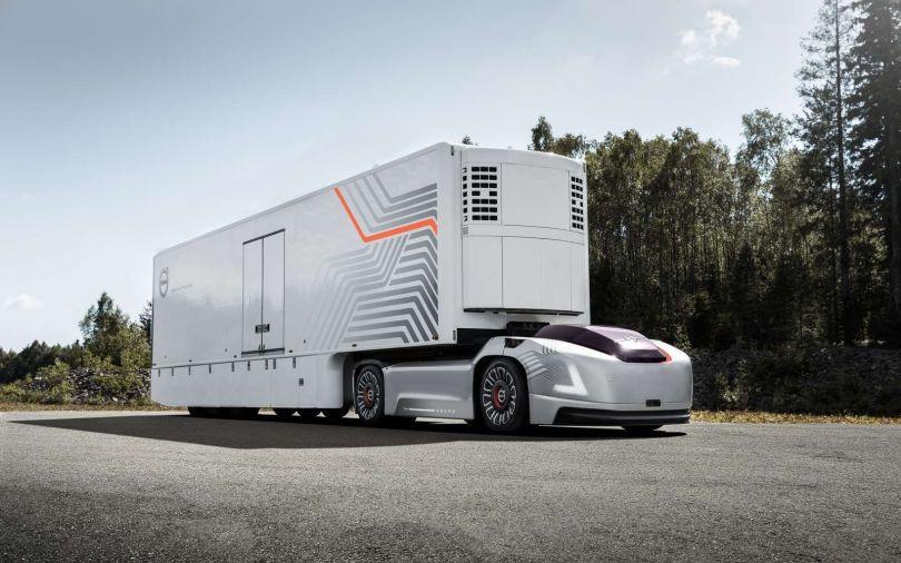 Camion Vera – Volvo - 1