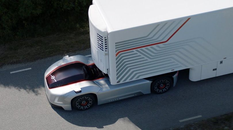 Camion Vera – Volvo - 2