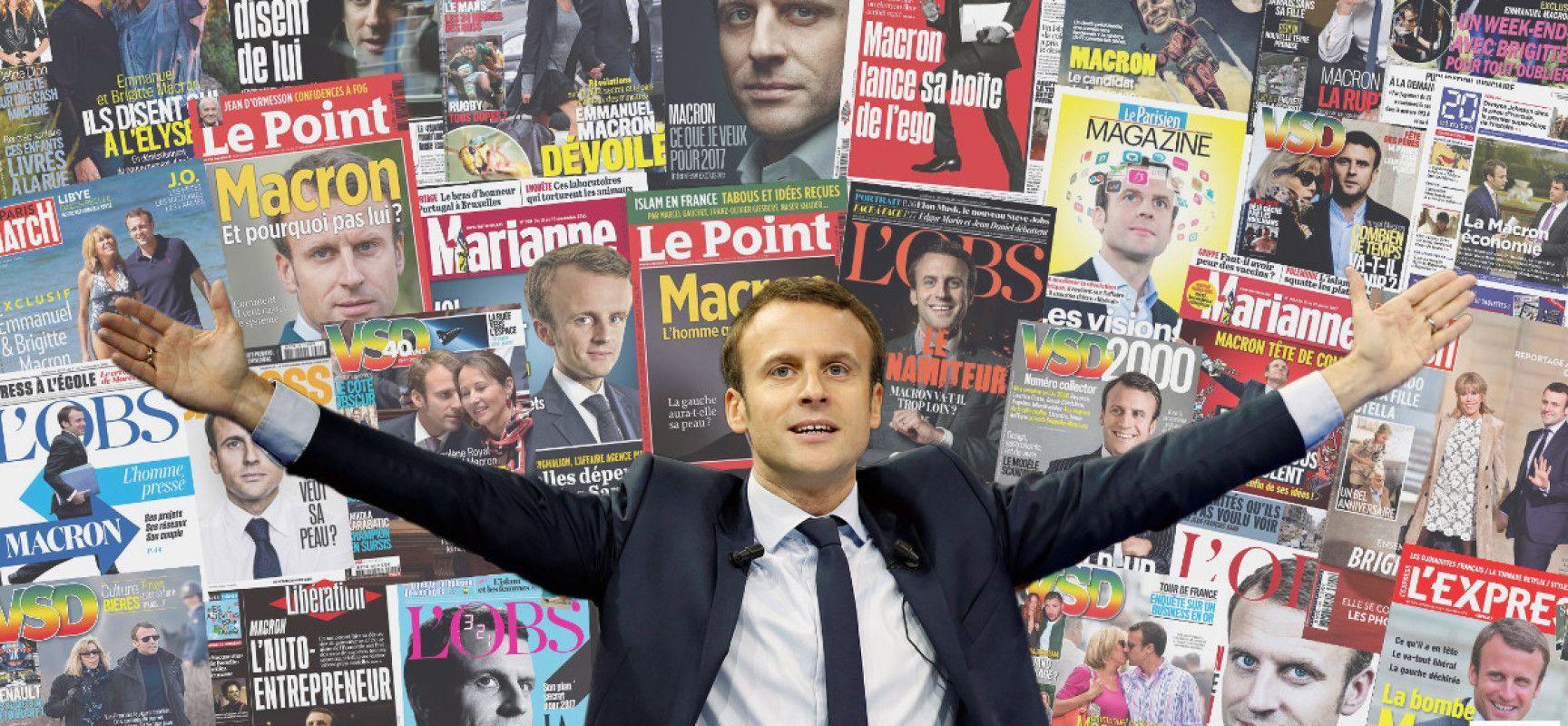 Emmanuel Macron - 1